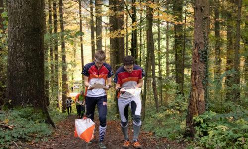 Championnats suisses par équipe et de relais sprint