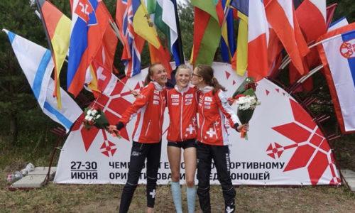 Deux membres de l'ANCO entrent dans l'équipe suisse.